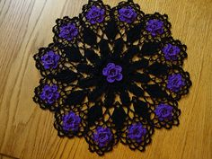 Ravelry: WickedCrochet's doily for dreamers