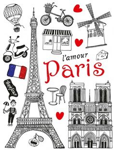 Samolepky na zeď - Maxi samolepka na zeď Paříž AG Design F-1039, rozměry 85 x 65… Eiffel Tower Photography, Paris Quilt, House Doodle, Paris Wallpaper, French Education, I Love Paris, Stippling, Printable Labels, Vintage Labels