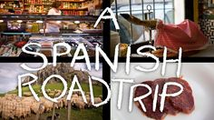 A Spanish Roadtrip by The Perennial Plate. We spent two weeks traveling across Spain, from Basque Country, to Galicia, Andalucia and finally Barcelona. The food and travel adventure was condensed into three minutes. Elementary Spanish, Ap Spanish, Spanish Lessons, How To Speak Spanish, Spanish Food, Spanish Teacher, Spanish Classroom, Teaching Spanish, Spain Travel