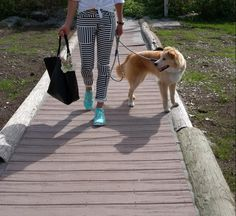 Weekend walks in these #fabfound pants @marshalls