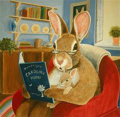 O Lobo Leitor: O que lêem os coelhos? II