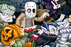 Halloween Vector Art Pack