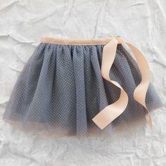 carlette tulle skirt - Louise Misha