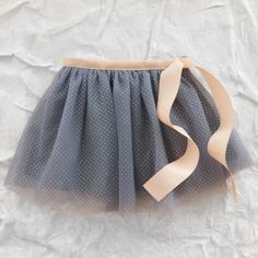 louise misha scarlette skirt – grey