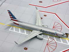 JUST IN at Aviation Universe: New releases of Gemini Jets! Like the new American 737-800 1:200 scale! @Janet Russell-Snider Airlines #avgeek #aviation #shop #chicago #airplane