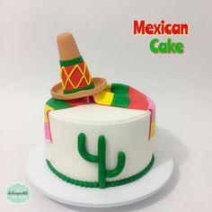 Torta Mexicana en Medellín por Dulcepastel.com - Mexican Cake in Medellin by Dulcepastel.com #mexico #mexican #mexicancake #tortamexicana #cactus #ponchomexico #sombrero #tortasmedellin #tortaspersonalizadas #tortastematicas #cupcakesmedellin #tortasartisticas #tortasporencargo #tortasenvigado #reposteriamedellin #reposteriaartistica