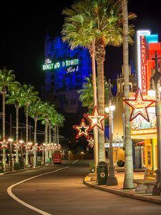 The Hollywood Tower Hotel at @Walt Disney World's Hollywood Studios. #Disney