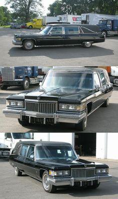 1976 Cadillac S&S Victoria Hearse [runs well] Black Exterior, Cadillac, Automobile, Victoria, Wellness, The Unit, Running, Amp, Car