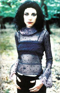 PJ Harvey by Anton Corbijn, 1998