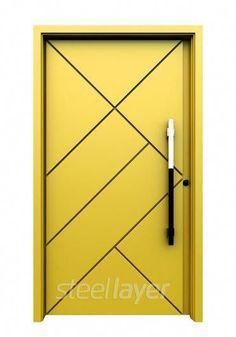SteelLayer Doors – Home Decor Bedroom Door Design, Door Gate Design, Barn Door Designs, Door Design Interior, Wooden Door Design, Front Door Design, Modern Entrance Door, Modern Front Door, The Doors