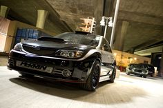 Voiture de Brian O'Conner (Paul Walker) Fast And Furious 4 : Subaru Impreza WRX STI