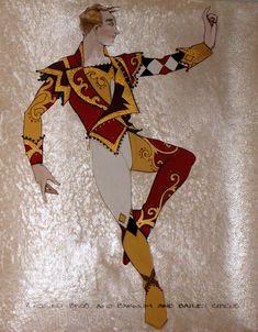 Costume Designer Gregg Barnes | Ringling Bros. Circus - costume design by Gregg Barnes