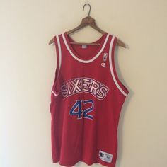 Champion 76ers Jerry Stackhouse Jersey from damsel in distressed