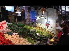 ▶ Mercado Central Cuernavaca Mexico 1080 50p Full HD - YouTube