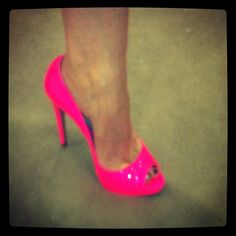 pink shoegasm!