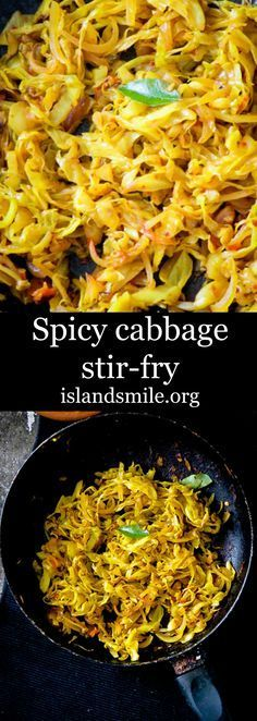 cb05a334d Spicy chili cabbage stir-fry image omit the oil use water or vegetable broth