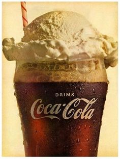 Coca~Cola Float