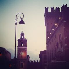 #theGreatBeauty in Italy is in everywhere! Ferrara #ITisme - Instagram by petuniettamkt