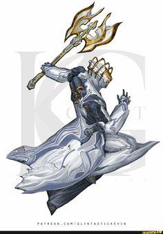Frost Prime by Kevin-Glint on DeviantArt Warframe Prime, Warframe Art, Oberon Prime, Fantasy Character Design, Character Art, Warframe Tenno, Warframe Wallpaper, Video Game Art, Character Design