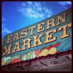 Eastern Market- Detroit, MI