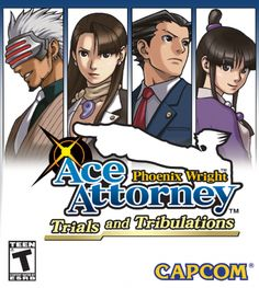 Phoenix Wright: Ace Attorney - Trials and Tribulations is the third entry in Capcom's courtroom adventure series. Uncover the shocking past of Phoenix Wright and Mia Fey in this final courtroom showdown.