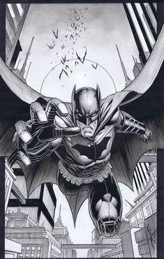 Batman by Dale Keown