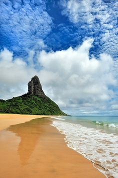 Kingdom Of The Ocean / Fernando de Noronha, Brazil by Daniel Montero on 500px