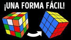 Cómo Resolver Un Cubo De Rubik De 3x3 En Muy Poco Tiempo Copyright Como Resolver Cubo Rubik Rubiks Cube Rubiks Cube Patterns Solving A Rubix Cube