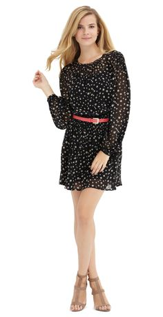 We're seeing spots over our new Isla polka dots! #AliRoStyle