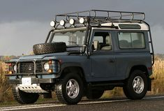 The 1997 Defender 90