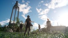 Rumour: GameStop TV Advertises Final Fantasy 15 Royal Edition For Nintendo Switch  ||  Final Fantasy 15 Royal Edition was recently rated for the PlayStation 4 and the Xbox One by the ESRB. A Nintendo Switch version hasn't been mentioned but it appears that a Twitter user may ha… https://mynintendonews.com/2018/03/02/rumour-gamespot-tv-advertises-final-fantasy-15-royal-edition-for-nintendo-switch/?utm_campaign=crowdfire&utm_content=crowdfire&utm_medium=social&utm_source=pinterest
