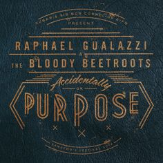 Raphael Gualazzi & The Bloody Beetroots (iTunes Covers) by Corrado Grilli, via Behance
