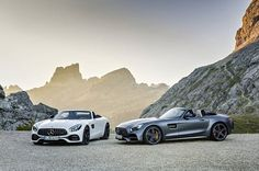 @mercedesamg presents two new exciting roadster variants. Alongside the #MercedesAMG #GT #Roadster, the Mercedes-AMG GT C Roadster enhances the portfolio with a completely new model variant. It impresses with numerous technical highlights from the Mercedes-AMG GT R for even more dynamic performance.  #Mercedes #AMG #DrivingPerformance #CarsOfInstagram [Combined fuel consumption: 11.4 – 9.4 l/100 km | CO2 emission: 259 - 219 g/km]