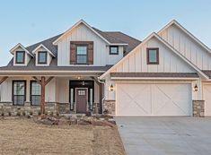 46 Awesome Modern Farmhouse Design House Plans Ideas - Home & DIY