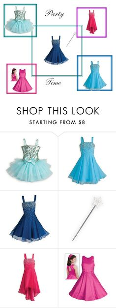 """""""Tween Girls' Party Dresses"""" by woodensoldier on Polyvore"""