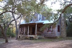 Round Top Vacation Rental - VRBO 269437 - 2 BR Prairies & Lakes Cabin in TX, Cozy, Comfy Cabin Near Round Top, TX! Summer Special - $175!!