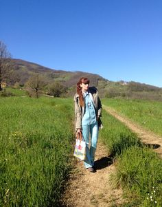 #bijoux by @Tamara Carone  #lightblue #romantic #revival #girl #spring #necklace #fashion #pastels #seventies #pijiama #azzurro #vintage #parka #collana #necklace #style #fashionblog #fashionblogger  #nature #spring #trend #outfit