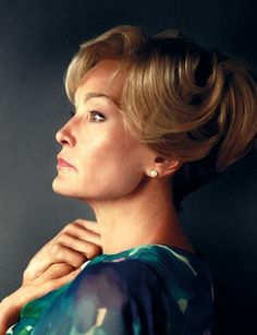 Jessica Lange, born April 20th, is an Aries on the cusp of Taurus.