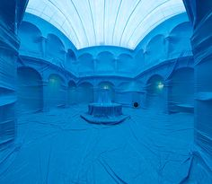 A Spanish collective is just a few inflatable floors short of making the world's best bouncy castles! What Life Looks Like When Wrapped In Plastic | Co.Design: business + innovation + design
