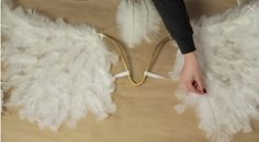 Victoria's Secret Angel Wings DIY (WITH PICTURES)