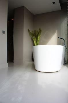 18 beste afbeeldingen van Gietvloeren Badkamers - Bath room ...