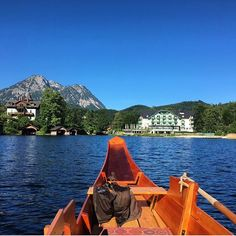 Summer days that just feel right . so good btw you can rent one of those traditional wooden boats next to the church Air B And B, Wooden Boats, Summer Days, Life Is Good, Traditional, Building, Travel, Wood Boats, Buildings