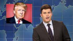 Weekend Update anchors Colin Jost and Michael Che tackle the week's biggest news, including leaked audio of Donald Trump making lewd comments in 2005. Resident young person Pete Davidson stops by to discuss going bald. [Season 42, 2016]