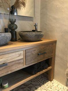 Charming Bohemian Home Interior Design Ideas Bad Inspiration, Bathroom Inspiration, Balinesisches Bad, Balinese Bathroom, Vintage Bathtub, Small Bathroom, Remodled Bathrooms, Colorful Bathroom, Master Bathroom