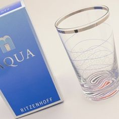 £13.49 Water glass by Itamar Harari - something a little tasteful in the kitchen.