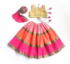 Get a head start on finding your baby girl the perfect #Indian #outfit for Festive & Wedding Season!Try this! Pay Cash on Delivery.