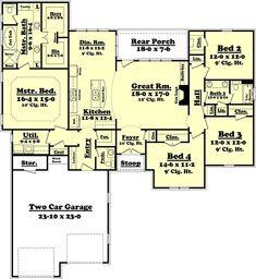FamilyHomePlans.com | Plan Number 51930 | Order Code 00WEB | 1-800-482-0464