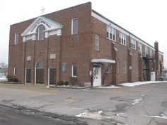 MDG - I attended Mother of Divine Grace K-8. This was the only Catholic school in the Buffalo area that had Dominican Nuns from Adrian Michigan--- they were excellent teachers. Located in the suburb of Cheektowaga, this parish was closed several years ago. Many great lessons learned here. - (mgb)