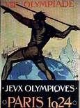 1924 Summer Olympics Paris, France
