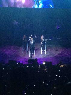 Demi Lovato, 2da fecha en Citibank Hall en São Paulo, Brazil #NeonLightsTour 24-04-14